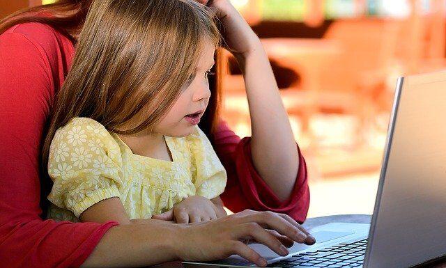 Lekcje zdalne, fot. Pixabay.com