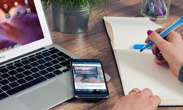 Praca zdalna, fot. Pixabay.com