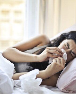 Przeziębienie, grypa a COVID-19. Jak to rozpoznać? fot. Pexels.com