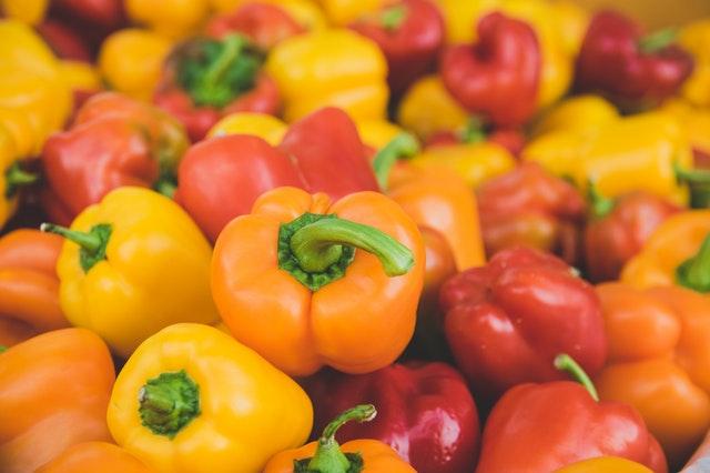 Papryka i jej właściwości zdrowotne, fot. Pexels.com