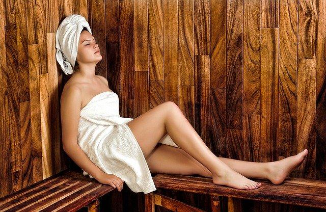 Sauna. Właściwości zdrowotne. fot. Pixabay.com